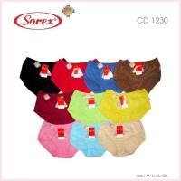 Sorex Celana Dalam Wanita Soft 1230