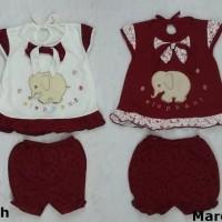 Corion 96001 Stelan Bayi Baju Bayi Baju Anak Baju Cantik Lucu