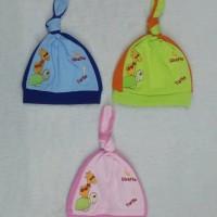 Corion 9012 Topi Bayi Penutup Kepala Bayi Ikat