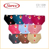 Sorex Celana Dalam Wanita Soft 1228