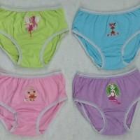 Corion4506 CD Anak Cewek CD anak Perempuan Celana Dalam Anak Perempuan