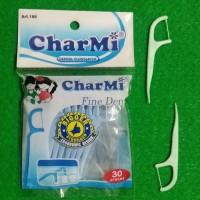 CharMi Tusuk Gigi Benang /Dental Floss&Pick Art. 188