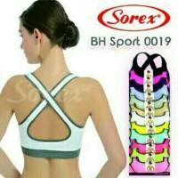 Sorex Bra BH Sport Senam Tali Silang 0019