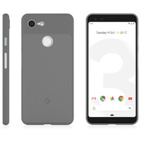 Google Pixel 3 MNML Premium Case Ultra Thin Frosted Black