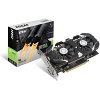 MSI NVIDIA GeForce GTX 1050 Ti 4GT OCV1 (Dual Fans)
