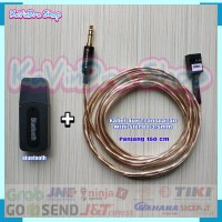 Kabel AUX dan Bluetooth Suzuki Ertiga SX4 Grand Vitara Swift Mazda VX1