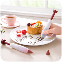 Silicone Food Writing Pen Chocolate Cake Decorating Tools