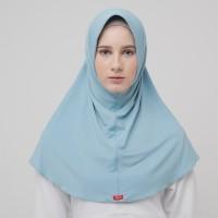 Zoya Kerudung Instan / Hijab Bergo Zoya - MARSHA HL DUSTY GREEN