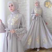 Baju | Holla Maxi - 5 warna pilihan ( Real Pic ) | Pakaian Muslim
