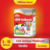 Chil School Platinum Moricare+ Vanilla 2x400gr