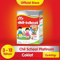 Chil School Platinum Moricare+ Chocolate 2x400gr