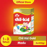 Chil Kid Gold Honey 4x400gr