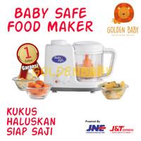 Baby Safe Food Maker / blender murah / pengukus makanan bayi