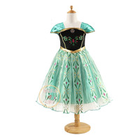 Frozen Anna Dress - Princess Dress - Kostum Anak Baju Pesta 2TH 3 TH