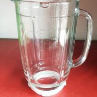 Jar Glass Gelas Blender Philips Kaca Beling HR2116 HR 2116