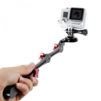 TMC 3 Way Foldable Pocket Stabilizer Grip Monopod for GoPro - HR209
