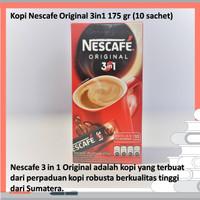 Kopi Nescafe Original 3in1 175 gr (10 sachet)