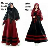 Gamis wanita muslim milenial