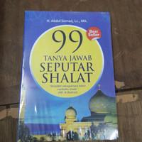 buku 99 tanya jawab seputar shalat ustad abdul somad lc ma asli
