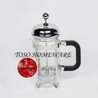 New Florenza Coffee Tea Plunger French Press 3cup 350ml Fiorenza