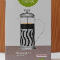 New Akebonno Premium French Press 350ML - Coffee Plunger