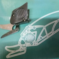 Pisau gunting elektrik YJ-C1 - Knife Electric Scissor