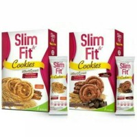 limited promo! slim and fit cookies kalbe