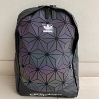 Adidas xeno issey miyake 3d backpack ransel reflective