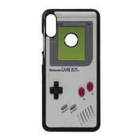 Casing Custom Case Xiaomi Redmi Note 7 Hardcase Motif Unik Gameboy 01