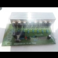 kit inverter 750w dc to ac