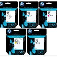 Tinta Ploter HP 72 Volume 130ml Designjet T610 T620
