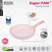 Super Pan Bolde Fry Pan 22cm Granite Coating 22 cm
