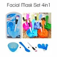 Mangkok Masker Set 4 in 1