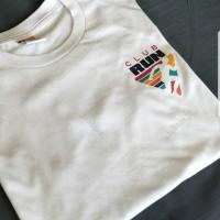 Kaos T-shirt print Club Run