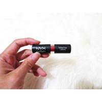 NYX Matte Lipstick Mini size - EDEN 2.5g