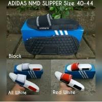 Sandal wanita pria Adidas Nmd Slipper Original