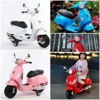 Sepeda Motor Listrik Roda Tiga