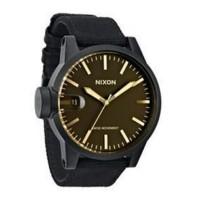 Nixon Men Fashion Watch Chronicle Matte A1271354 - Hitam