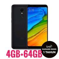XIAOMI XIOMI REDMI5 PLUS REDMI 5  5PLUS 5 BLACK HITAM TAM 4GB 64GB