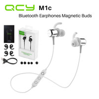 Qcy M1c Bluetooth Earphones Magnetic Buds