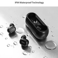 QCY T1c Binaural Mini Bluetooth V5.0 Earphone TWS with Charging Box