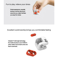 Xiaomi MiTU Building Blocks Finger Fidget Anti-stress Toy
