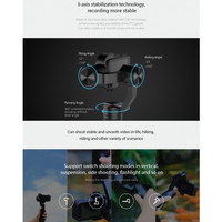 Xiaomi Mijia Action Camera Handheld Gimbal 3-axis Stabilization
