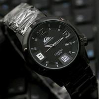 Jam Tangan Pria Quicksilver Cisero Black Original Tanggal Aktif