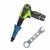 Adapter Bor Tang Rivet Elektrik Gun Ripet Mesin Riveting Adapter *DA07