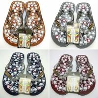 PROMO Sandal Jepit Therapy Refleksi Glisten Swiss