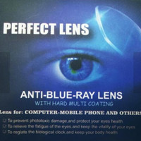 Lensa Antiradiasi BLUERAY