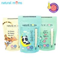 Kantong Asi 150ml Natural Moms - Thermal Sensor - Mix Motif