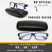 Frame Kacamata Murah Pria/Wanita/Fashion FG 11