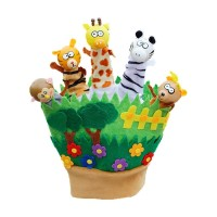 Huang Neeky #501 2019 New Baby Toy Toddler Zoo Play Gift Animal Story